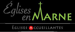 Églises en Marne Logo