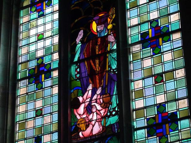 St Nicolas patron secondaire