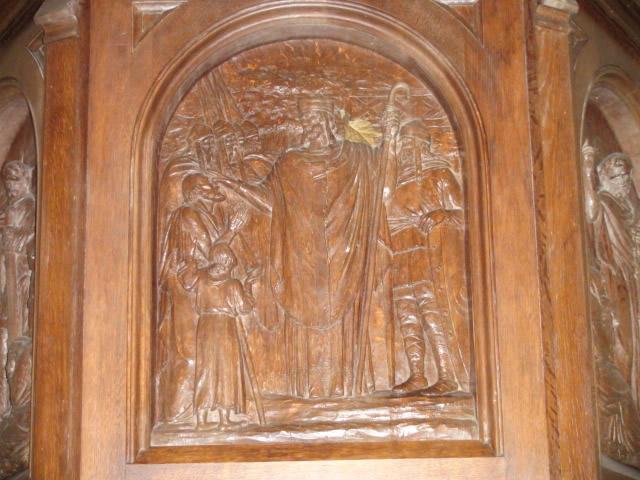 Prédication de Saint-Rémi