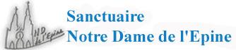 Sanctuaire Notre-Dame de l'Épine Logo