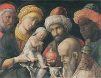Andrea-mantegna, adoration des mages