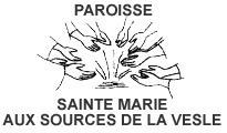 Paroisse Sainte Marie aux Sources de la Vesle Logo