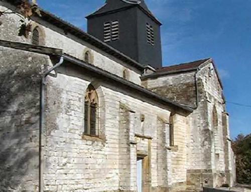 Poix : Église Saint Hippolyte
