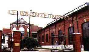 Le bronze industriel à Suippes