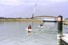 Le lac du Der à Giffaumont