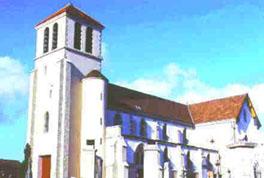 L'église de Mairy sur Marne