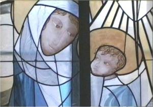 vitrail St Joseph